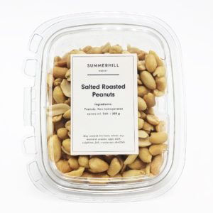 Salted Blanched Peanuts