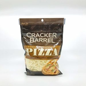 Cracker Barrel Shredded Pizza Cheese - 320g
