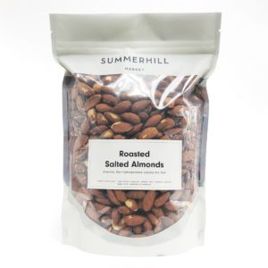 Salted Roasted Almonds