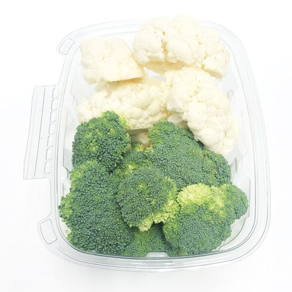 Pre-Cut Broccoli & Cauliflower