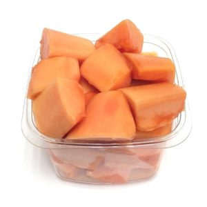 Small Size Papaya Chunks