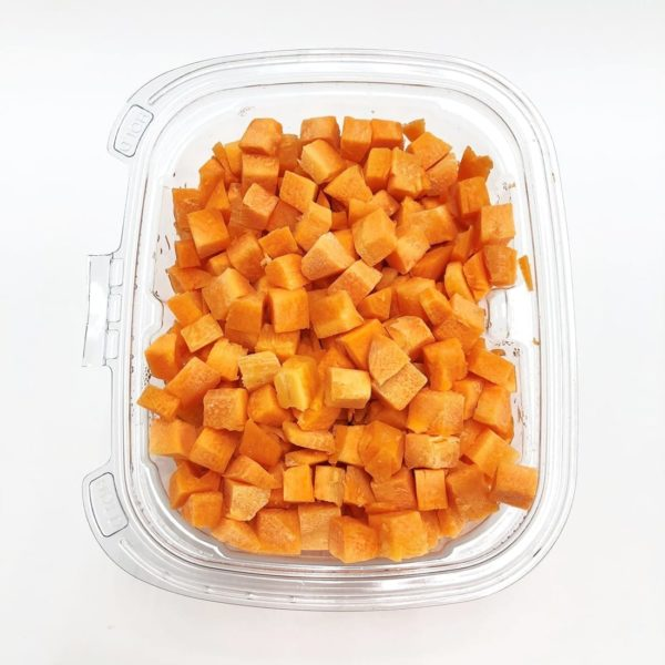 Fresh Diced Carrot