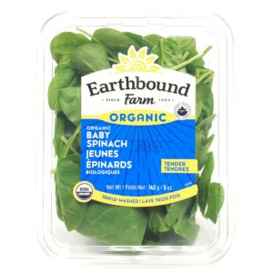 Earthbound Farms Organic Baby Spinach