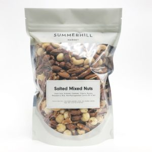 Salted Mixed Nuts - Large Bag
