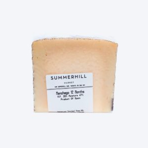 Manchego Sheep Cheese (Aged 6 Months)