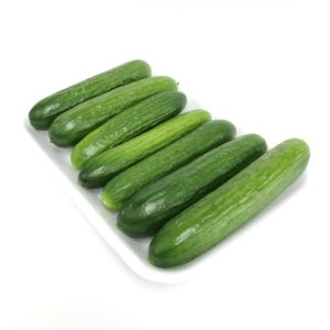 Organic Mini Cucumber Pack