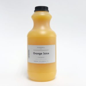 Fresh Squeezed Orange Juice 1 L