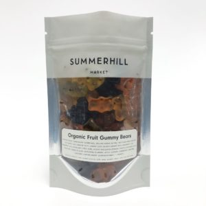 Organic Fruit Gummy Bears - Mini Bag