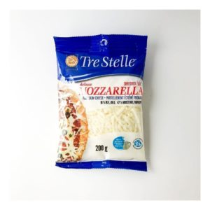 Tre Stelle Shredded Mozzarella