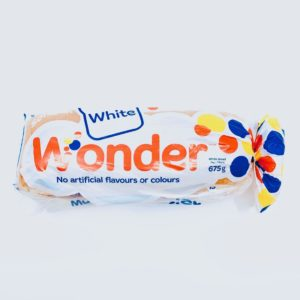 Wonder White Bread - 675g