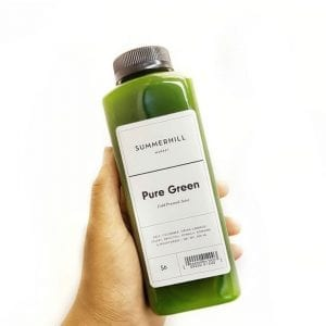 Fresh & Cold Pressed Juices